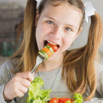 Quais alimentos colaboram para a saúde da visão?