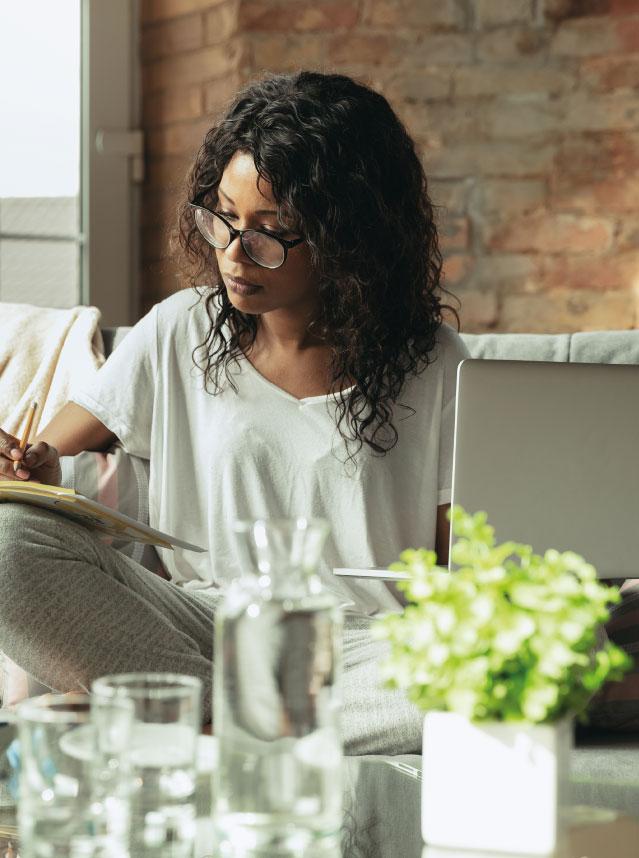 Alimentação, exercícios e trabalho: como ser realmente produtivo  no home office