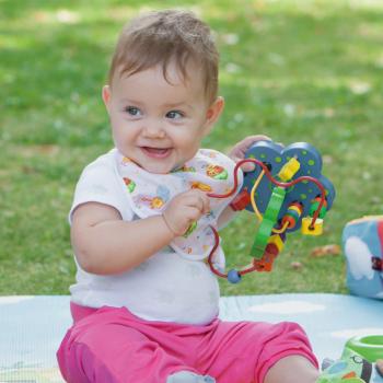 Estimulação visual na infância: benefícios e como fazer