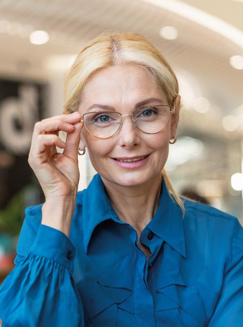 Qual diferença de lentes bifocais e multifocais?