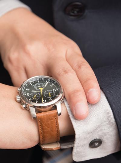 Relógio masculino: qual o tamanho ideal para o seu pulso?