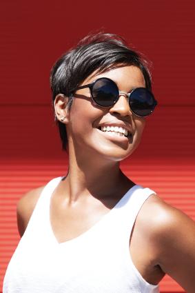 Rostos redondos: qual o melhor modelo de óculos de sol